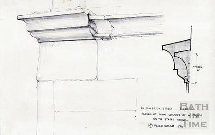 26 Claverton Street, Bath 13 Feb 1966