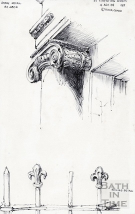 31 Claverton Street, Bath 4 Aug 1965