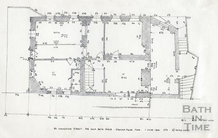 Cold Bath House, 26 Claverton Street 1 Jun 1966