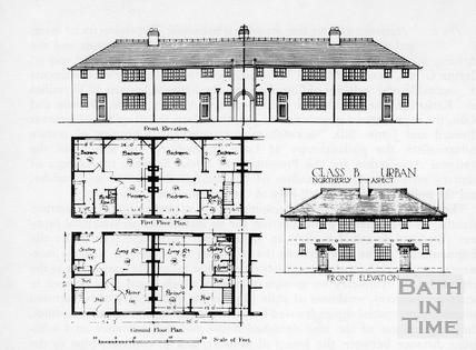 Social Housing Plans 1919
