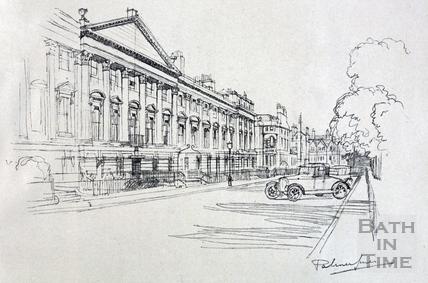 Queen Square 1927