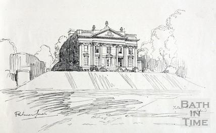 Titan Barrow, Bathford 1927
