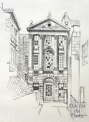 Ralph Allens Town House 1927