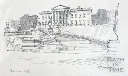 Prior Park 1927
