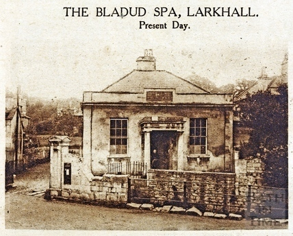 The Bladud Spa, Larkhall 1924
