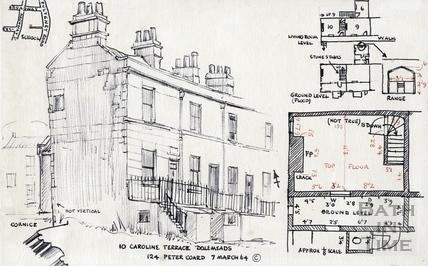 10 Caroline Terrace, Dolemeads, Bath 7 March 1964