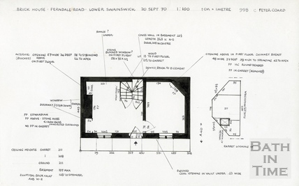 Brick House, Ferndale Road 20-Sep-1970