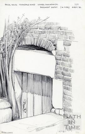 Brick House, Ferndale Road 4-Sep-1970