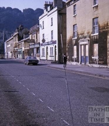 Philip Street and Newark Street Sept 1971