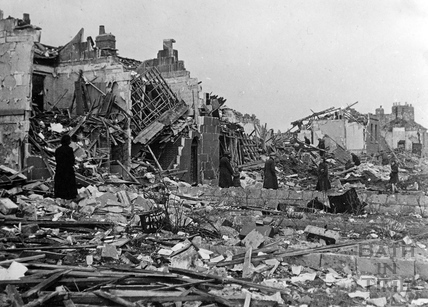 Elm Grove Terrace, Twerton, April 1942