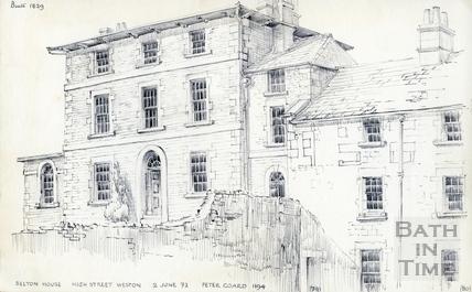 High Street, Bath Weston 2 Jun 1972