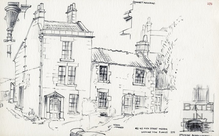 High Street, Weston 08-Jan-1965