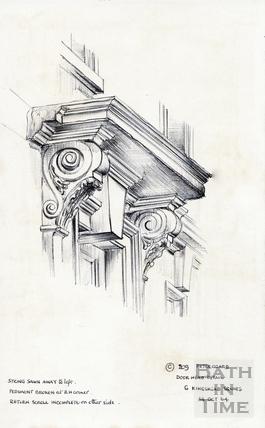 Kingsmead Square; Terrace 14-Oct-1964