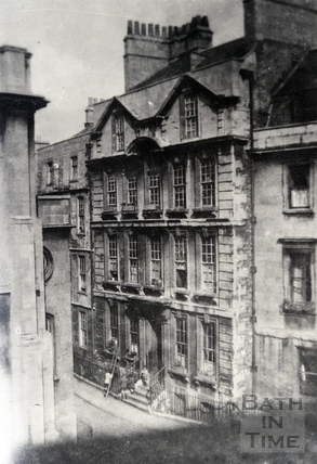 3, St. James's Street. Date unknown