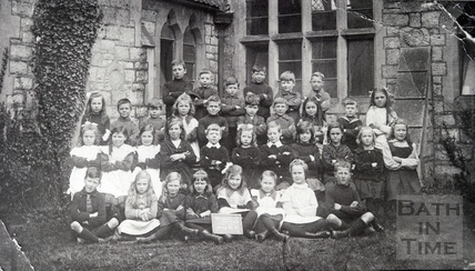 Keynsham School Class Photo 1920