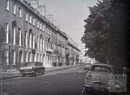 Green Park, Bath, 1960s