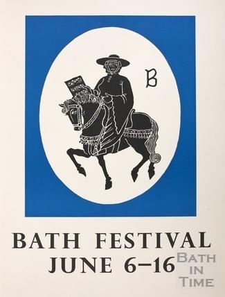 Bath Festival June 6-16 1963