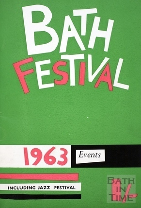 Bath Festival, including Jazz Festival Events 1963