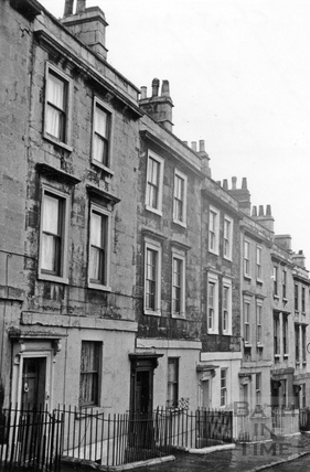 Chatham Row December 1966