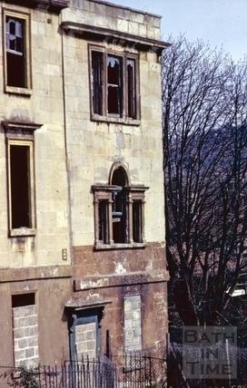 Chatham Row April 1972