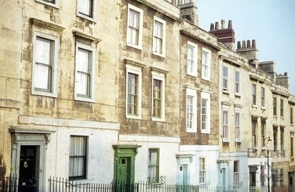 Chatham Row, Bath c.1972