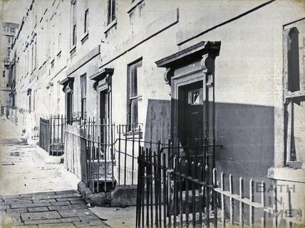 Chatham Row 1965