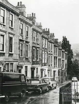 Chatham Row 1971
