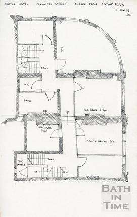 Manvers Street 06-Jan-1969