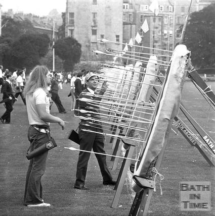 Bath Archers 13 August 1972