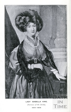 Lady Isabella King