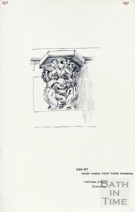 Newark Street, Bath 20 August 1964