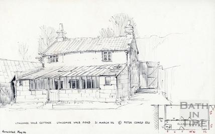 Lyncombe Vale Road 31-Mar-1966