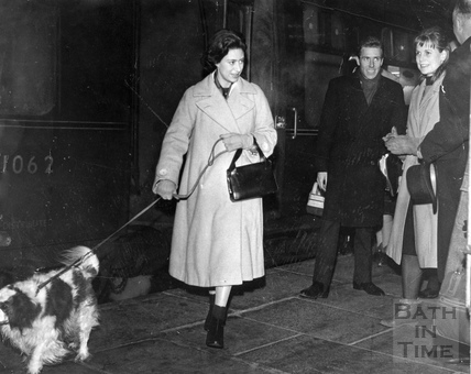 Princess Margaret and Lord Snowdon February 2nd 1963