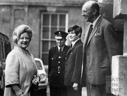 The Queen Mother, 27th April 1970
