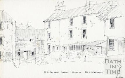 The Close, Twerton 28 May 1969