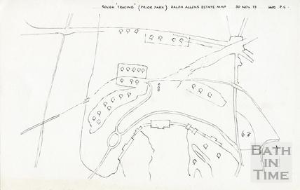 Ralph Allen's Drive, Bath 30 November 1973