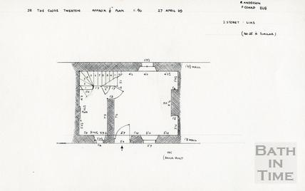 The Close, Twerton 27-Apr-1969