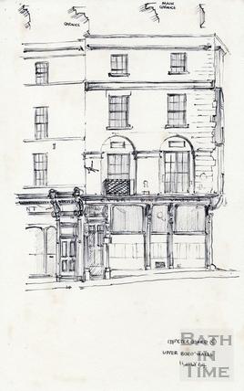 Upper Borough Walls 11-Jul-1964
