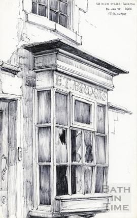 133 High Street, Twerton 24 Jan 1975