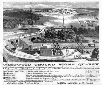 Westwood Ground Stone Quarry 1880