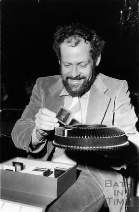 Professor Barry Cunliffe 10th April 1978