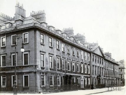 North Parade, Bath c.1903