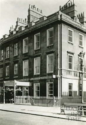 North Parade 1938