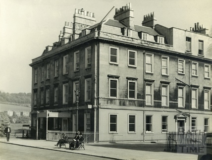 Corner of North Parade and Duke Street c.1938