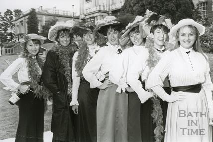 The My Fair Ladies June 1985