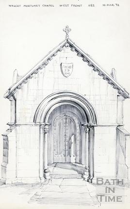 Walcot Street, Bath 10 March 1972