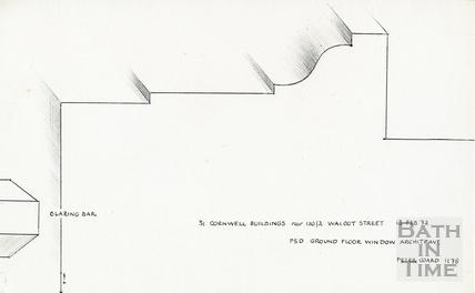 Walcot Street, Bath 13 February 1972