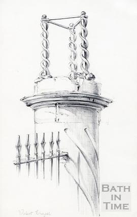Walcot Street, Bath 16 October 1976