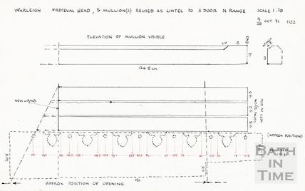 Warleigh, Bathford 9, 28 October 1971