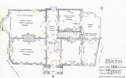Warminster Road, Bath 6 Apr 1966